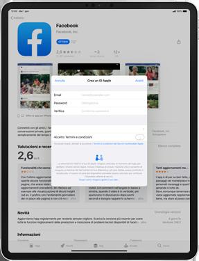 Apple iPad Pro 10.5 (1st gen) - iPadOS 13 - Applicazioni - Configurazione del negozio applicazioni - Fase 9