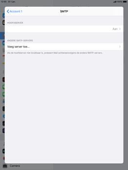 Apple ipad-pro-9-7-ipados-13 - E-mail - Handmatig instellen - Stap 21