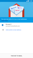 Nokia 8 - E-mail - 032c. Email wizard - Outlook - Step 12