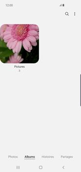 Samsung Galaxy S10 Plus - Photos, vidéos, musique - Envoyer une photo via Bluetooth - Étape 6