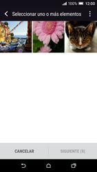 HTC One A9 - E-mail - Escribir y enviar un correo electrónico - Paso 17