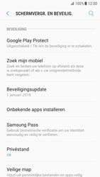Samsung Galaxy S7 - Android Oreo - Beveiliging en privacy - zoek mijn mobiel activeren - Stap 5