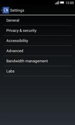 Alcatel Pop S3 (OT-5050X) - Internet - Manual configuration - Step 21