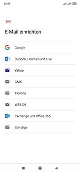 Xiaomi Mi Mix 3 5G - E-Mail - 032c. Email wizard - Outlook - Schritt 8