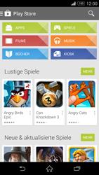Sony Xperia Z3 - Apps - Installieren von Apps - Schritt 4