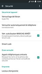 HTC U Play - Sécuriser votre mobile - Activer le code de verrouillage - Étape 13