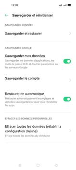 Oppo A72 - Aller plus loin - Gérer vos données depuis le portable - Étape 10