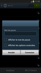 Samsung Galaxy S III - WiFi - Configuration du WiFi - Étape 7