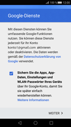 Huawei P8 - E-Mail - Konto einrichten (gmail) - Schritt 14