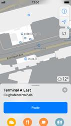 Apple iPhone SE - iOS 11 - Indoor-Karten (Einkaufszentren/Flughäfen) - 12 / 12