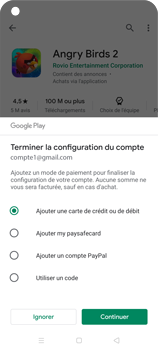 Oppo Reno 4 Pro - Applications - Télécharger une application - Étape 18
