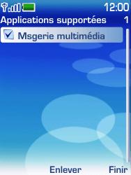 Nokia 6233 - MMS - configuration automatique - Étape 6