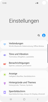Samsung Galaxy S10 - Internet - Apn-Einstellungen - 5 / 39