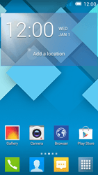 Alcatel Pop C7 - Applications - installing applications - Step 1