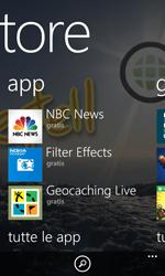 Nokia Lumia 1020 - Applicazioni - Installazione delle applicazioni - Fase 7