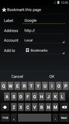 Acer Liquid Z410 - Internet - Internet browsing - Step 7