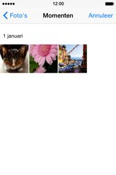 Apple iPhone 4s iOS 8 - E-mail - Bericht met attachment versturen - Stap 12