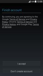 Samsung G530FZ Galaxy Grand Prime - Applications - Create an account - Step 14