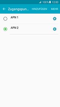 Samsung Galaxy A8 - Internet und Datenroaming - Manuelle Konfiguration - Schritt 17