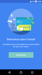 Sony Xperia XA (F3111) - Android Nougat - E-mail - Configuration manuelle - Étape 5