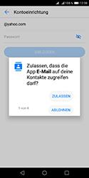 Huawei Y5 (2018) - E-Mail - Konto einrichten (yahoo) - Schritt 6