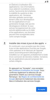 Google Pixel 3 - Premiers pas - Configuration de l