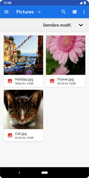 Google Pixel 3 - E-mails - Envoyer un e-mail - Étape 14