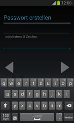 Samsung Galaxy Trend Lite - Apps - Einrichten des App Stores - Schritt 12