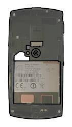 Sony Ericsson U5i Vivaz - SIM-Karte - Einlegen - 4 / 7