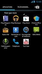 Acer Liquid Z5 - SMS - configuration manuelle - Étape 3