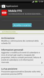 HTC One X - Applicazioni - Installazione delle applicazioni - Fase 23