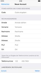 Apple iPhone 6 Plus - iOS 8 - Apps - Einrichten des App Stores - Schritt 21