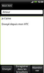 HTC A8181 Desire - E-mail - envoyer un e-mail - Étape 7