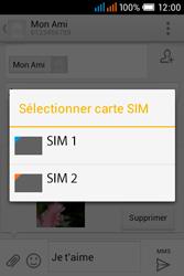 Alcatel OT-4015X Pop C1 - Contact, Appels, SMS/MMS - Envoyer un MMS - Étape 18
