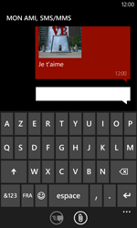 Nokia Lumia 720 - MMS - envoi d'images - Étape 12