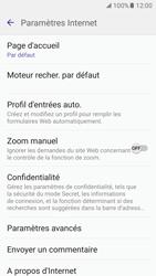 Samsung Galaxy S7 - Internet et roaming de données - Configuration manuelle - Étape 23