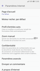 Samsung Galaxy J5 (2016) - Internet - configuration manuelle - Étape 25