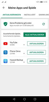 Huawei P20 - Android Pie - Apps - Nach App-Updates suchen - Schritt 6