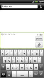 HTC Z715e Sensation XE - MMS - envoi d'images - Étape 6