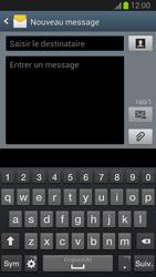 Samsung N7100 Galaxy Note II - MMS - envoi d'images - Étape 3