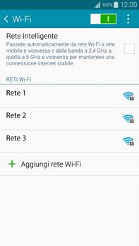 Samsung Galaxy Note 4 - WiFi - Configurazione WiFi - Fase 6