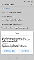 Huawei P10 - E-Mail - E-Mail versenden - 12 / 18