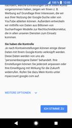 Sony Xperia XZ - Apps - Konto anlegen und einrichten - 16 / 20