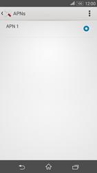Sony Xperia E4G - Internet - Apn-Einstellungen - 8 / 29