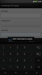 HTC One Max - E-Mail - Konto einrichten - 2 / 2
