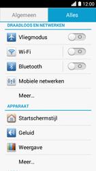 Huawei Ascend Y530 - Bluetooth - koppelen met ander apparaat - Stap 5