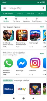 Xiaomi Mi Mix 3 5G - Apps - Nach App-Updates suchen - Schritt 4