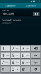 Samsung G800F Galaxy S5 Mini - Anrufe - Anrufe blockieren - Schritt 11