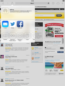 Apple iPad mini 2 - Internet e roaming dati - Uso di Internet - Fase 14