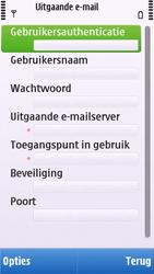 Nokia C6-00 - E-mail - Handmatig instellen - Stap 20